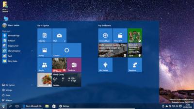 Windows 10 Threshold