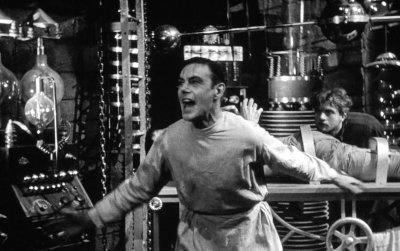 It's alive! Frankenstein 1931