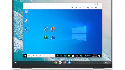 Windows 10 on Chromebook