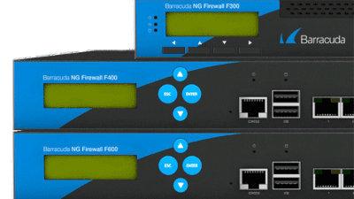 Baracuda Firewalls
