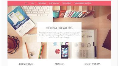 Sela WordPress Theme
