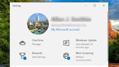 Edge and 'Rewards' Nagware from Microsoft