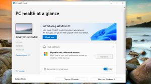 How-to: Microsoft's PC Health Check